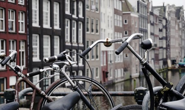 Verkenning in Van der Pekbuurt Amsterdam-Noord